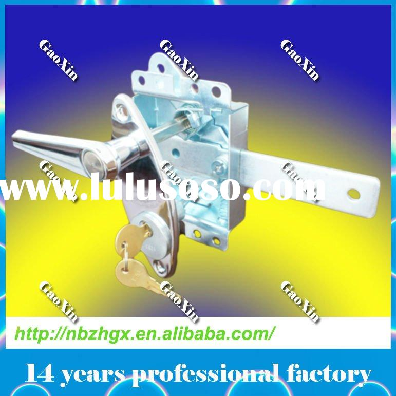 Sectional garage door industrial door lock from 14 years professional factory