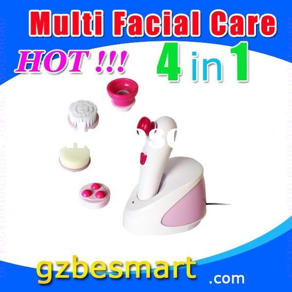 TP901 4 in 1 Multi Face Care face treatment facial exerciser