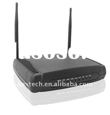 USB ADSL wireless Router