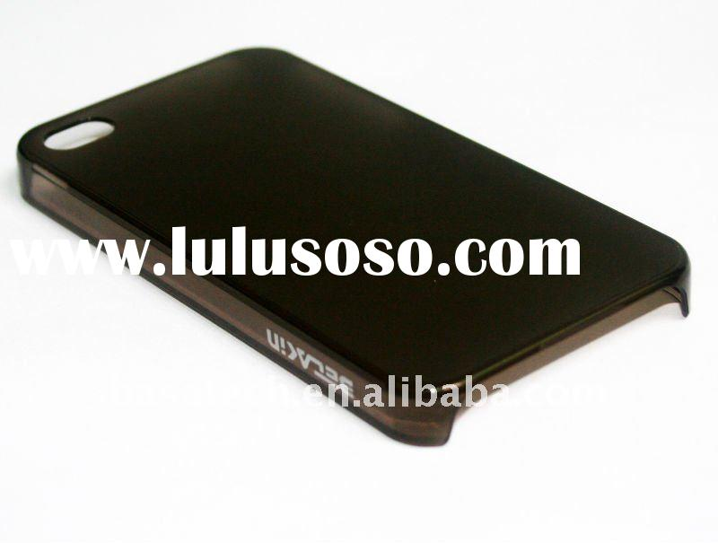 Ultrathin PC transparent case for iPhone 4