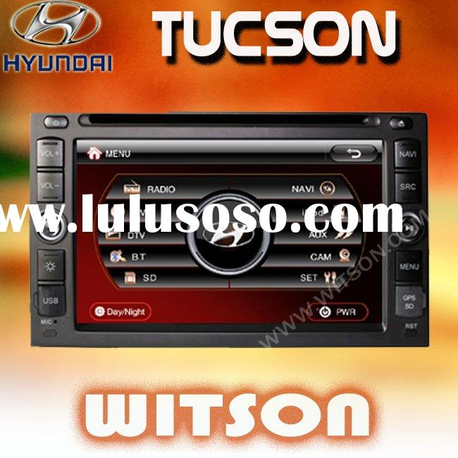 WITSON Special Car DVD Player for HYUNDAI TUCSON