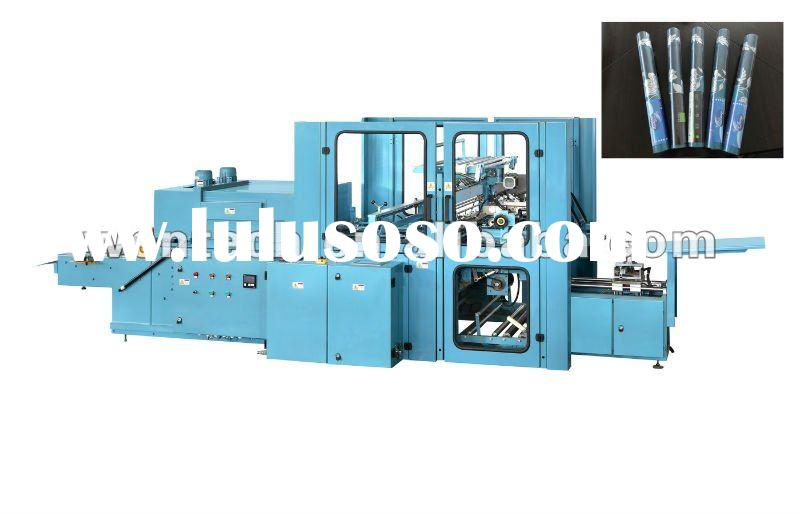 Wall Paper/Gift paper roll wrapping machine