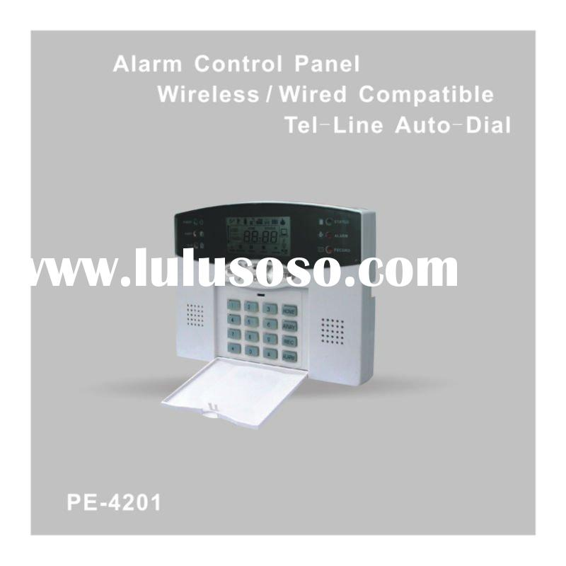 Wireless Commercial Fire Alarm Panel