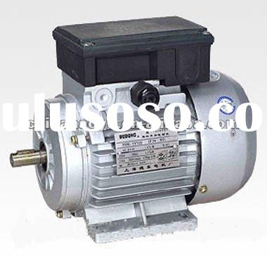 YY series single-phase electric motor