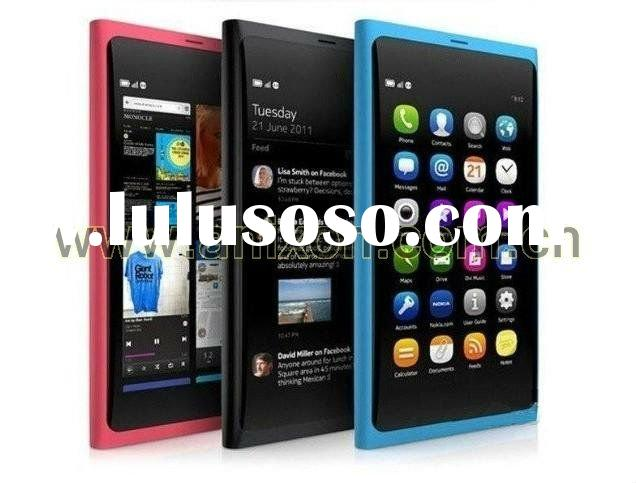 """(N9) Java Cheap Mobile Phone with 3.5"""" HD Touch Screen"""