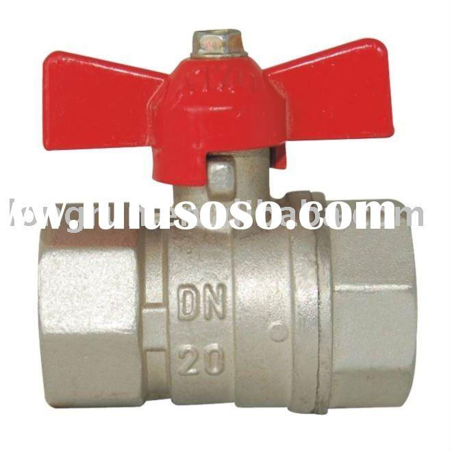 brass ball valve water