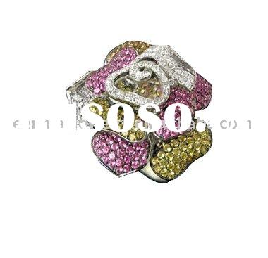 exquisite micro pave setting jewelry,sterling silver jewelry,OEM,ODM orders welcome,handcrafted jewe