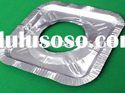food packing aluminum foil for Gas stoves