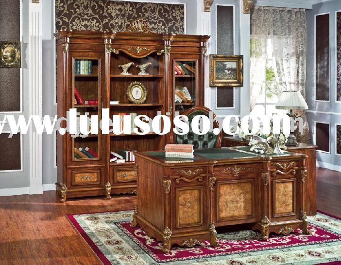 hualing classic home furniture 8009# book case ,office desk ,computer desk