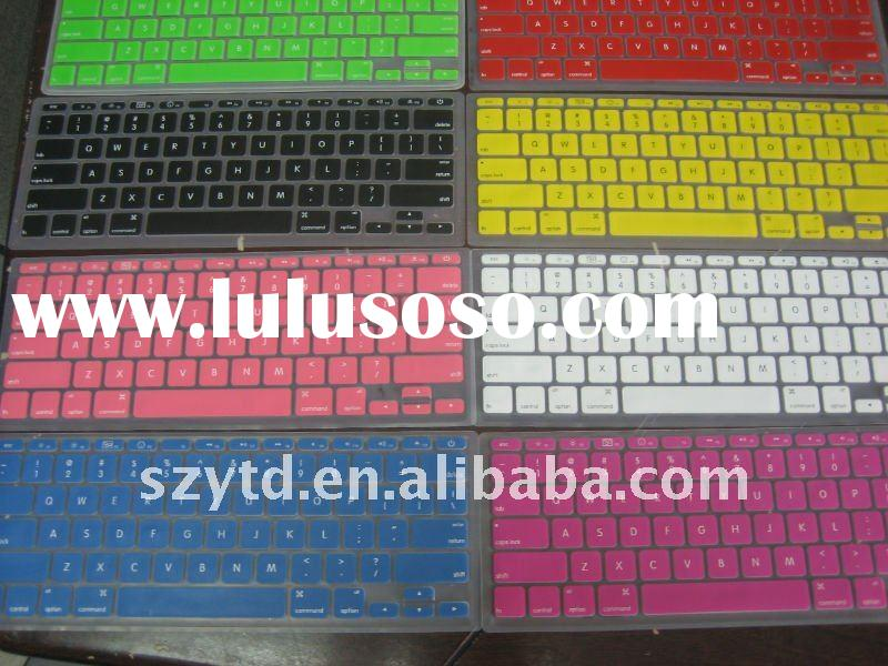 laptop keyboard silicone skin cover