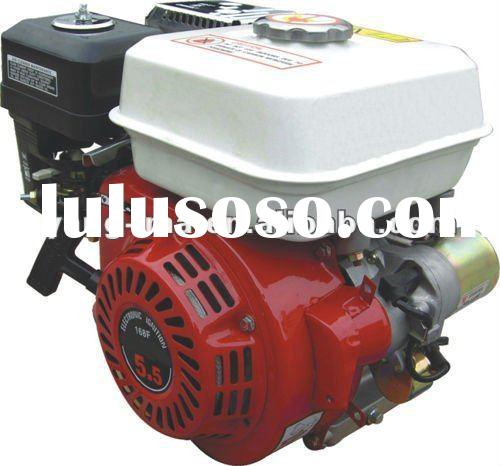model YM168F,5.5 HP air cooled single cylinder 4 stroke OHV portable small gasoline engine