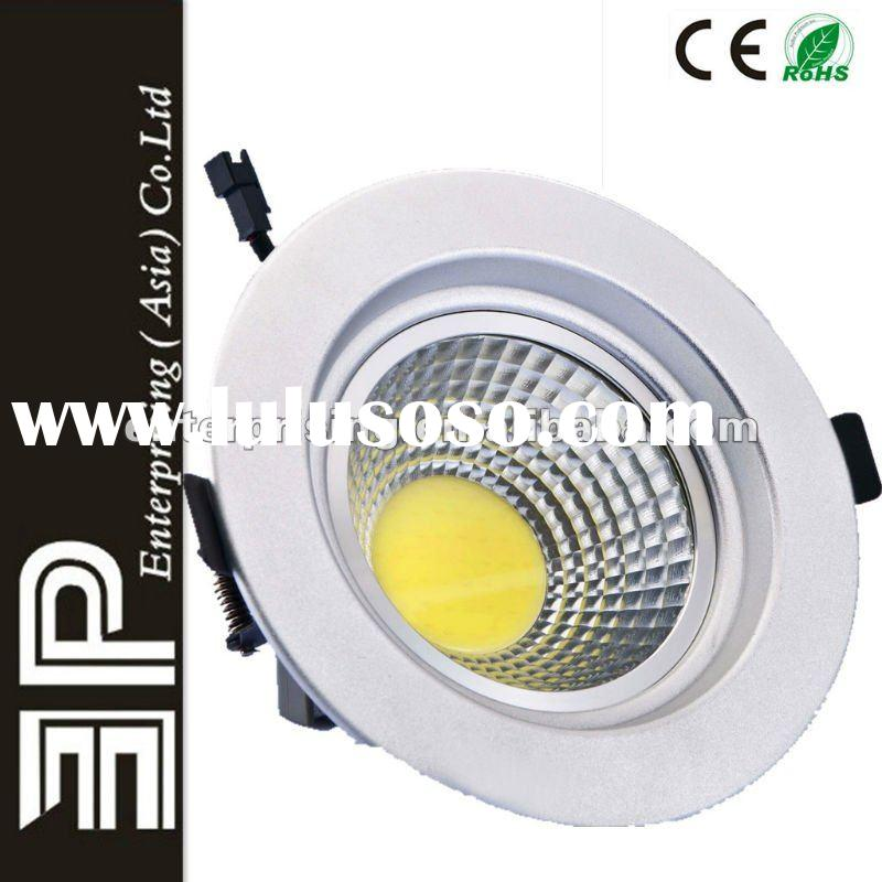 new design special reflector 10W COB LED led downlight