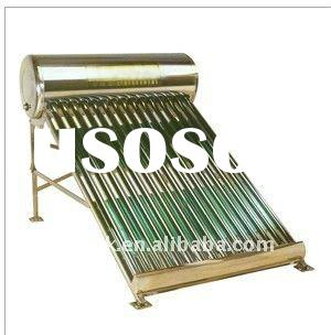 sell solar energy water heater for home use