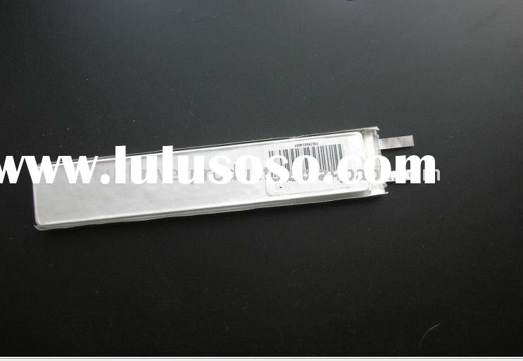 ultrathin digital portable 3.7V 2200mAh Li-Polymer battery with Minimal self-discharge rate and high