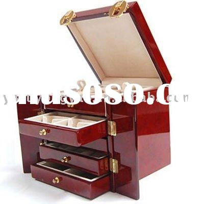 wooden jewellery case wooden gift box wooden box