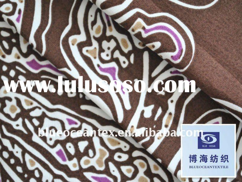 100% Cotton African Real Wax Printes Fabric 60X60/90X88 Cotton Fabrics Textile Factory In Huzhou Cit