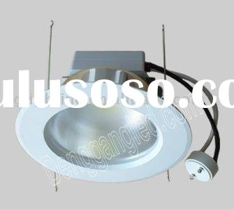 10W recessed LED ceiling light