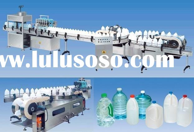 1200BPH One Gallon Bottled Water Filling Machine
