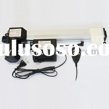 12/24V DC 100kgs force 40mm/s speed 700mm stroke linear actuator for automatic TV lift