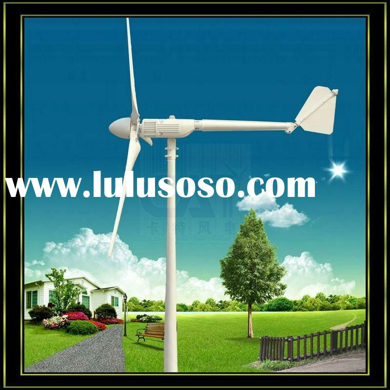 1kw/2kw/3kw Household Wind Turbine ,Home Use, off-grid and on-grid system