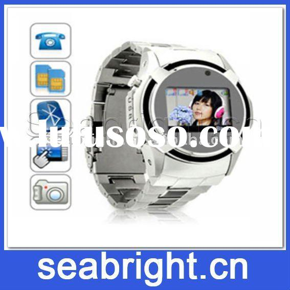 2011 1.3 inch mobile phone watch s760