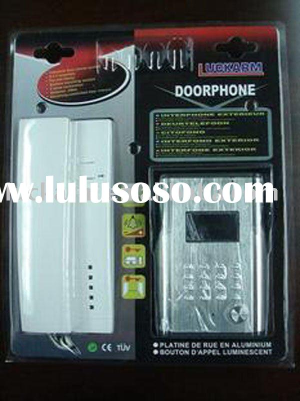 2012 Cheapest Best-selling Audio Intercom System