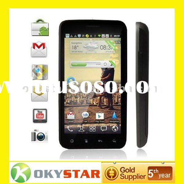 2012 New B79 4.3 inch Touch Screen WiFi Dual Sim GPS Android mobie phone 3g