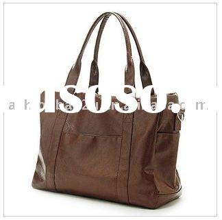 2012 Popular PU Leather Handbags Women Tote Bags Women Hot