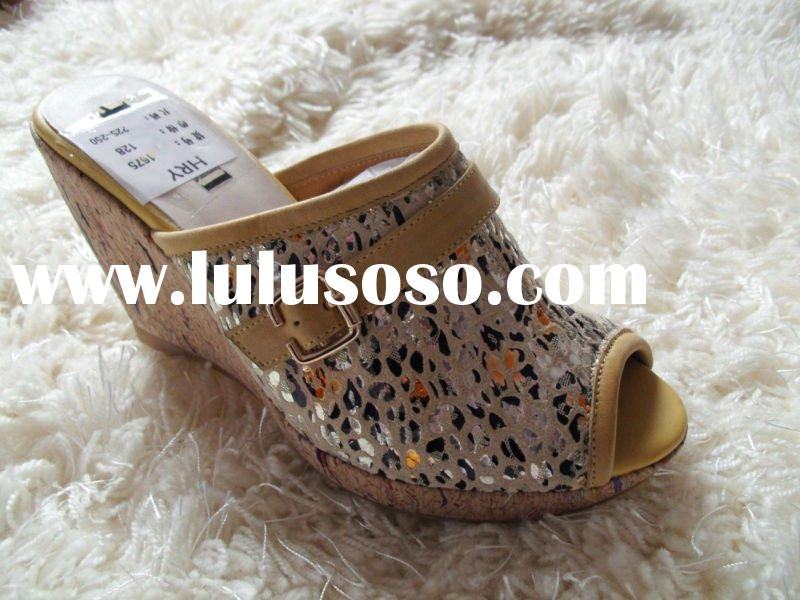 2012 SUMMER FASHION new model women sandals and slippers