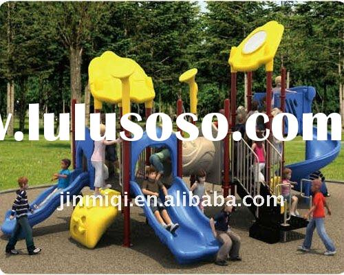 2012 children playground,outdoor play equipment,plastic product