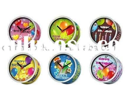 2012 new gift item table clock