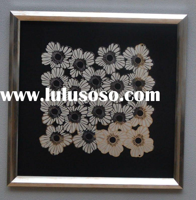 2012 new products lastest metal wall art decor for wall decorative painting