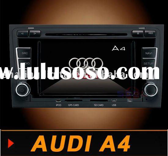 2 DIN Audi car DVD with Bluetooth GPS Ipod