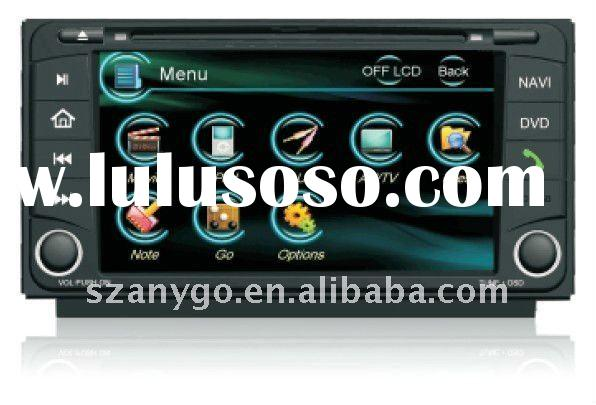 2-Din Car DVD GPS navigation Central multimedia System for Toyota Land Cruiser 200