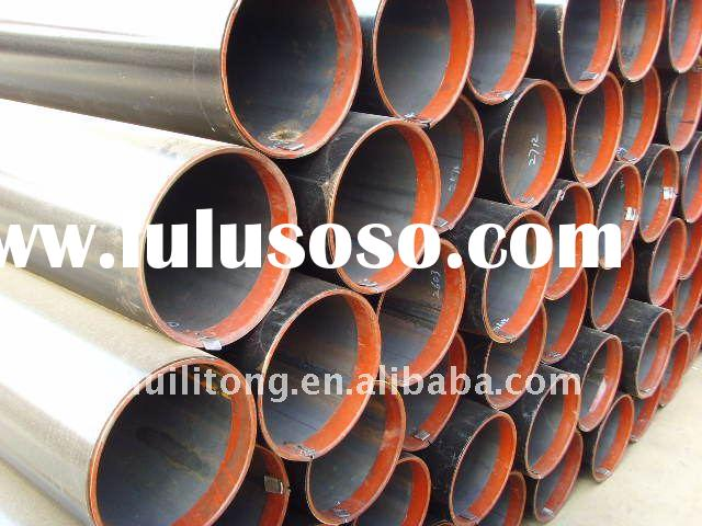 """3""""-24"""" schedule 40 carbon erw steel pipe"""
