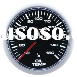 52mm Oil Temp Auto Racing Gauge (Stepper Motor)