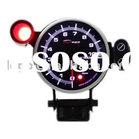 95mm Stepper Motor Tachometer (Auto Racing Gauge)