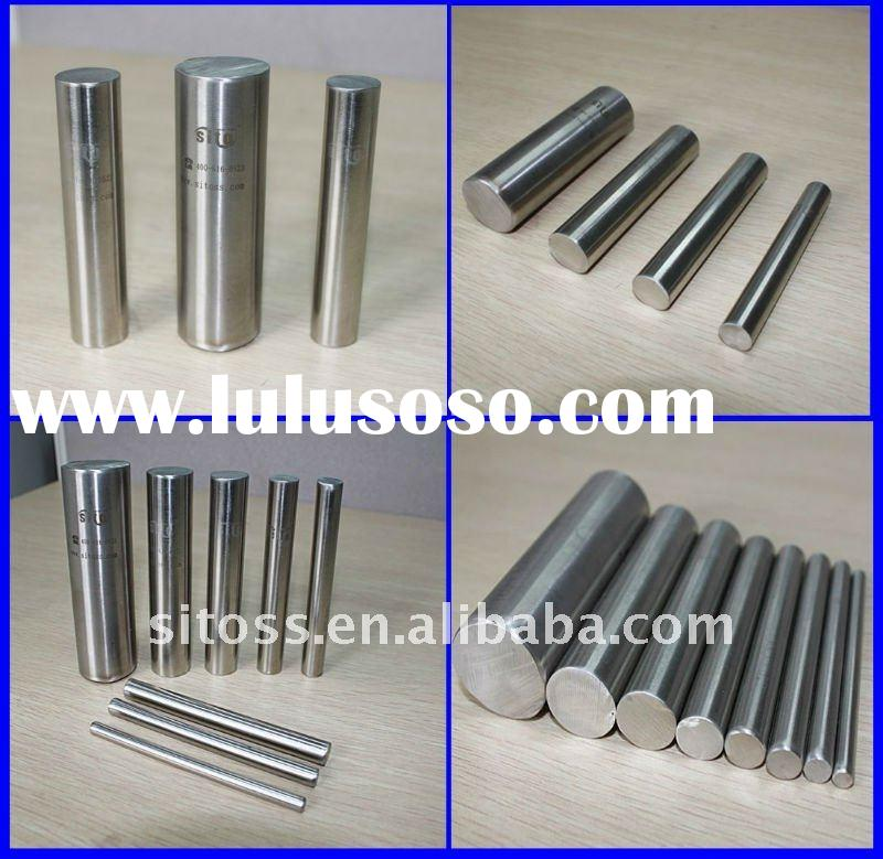 AISI201/304/316 Stainless steel bar(round,flat,angle,square,hexagonal bar) manufacturer