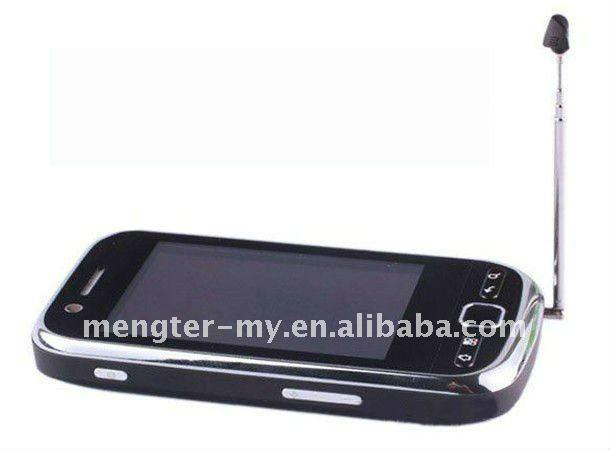 Android 2.3 TV mobile phone F603 Dual Sim Unlocked GSM WiFi