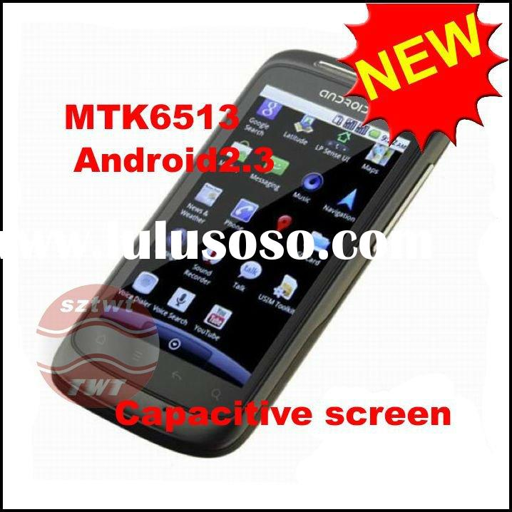 Android 2.3 Unlocked Smart Mobile Phone sztwt G12 3.5 inch 800*480 Capacitive Touch Screen TV WiFi G