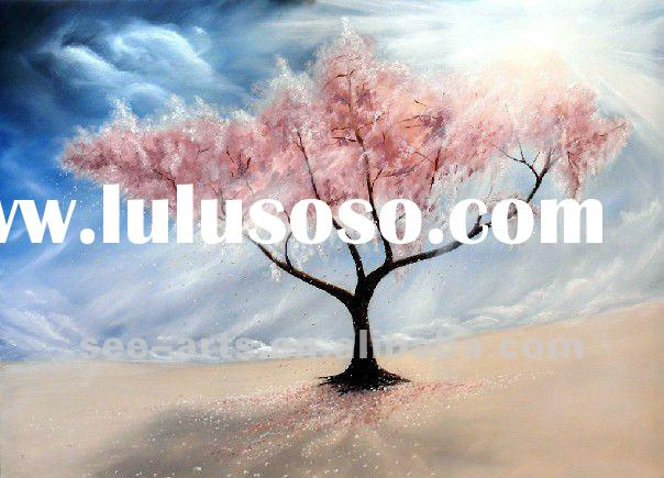 Competitive price high quality flower painting designs