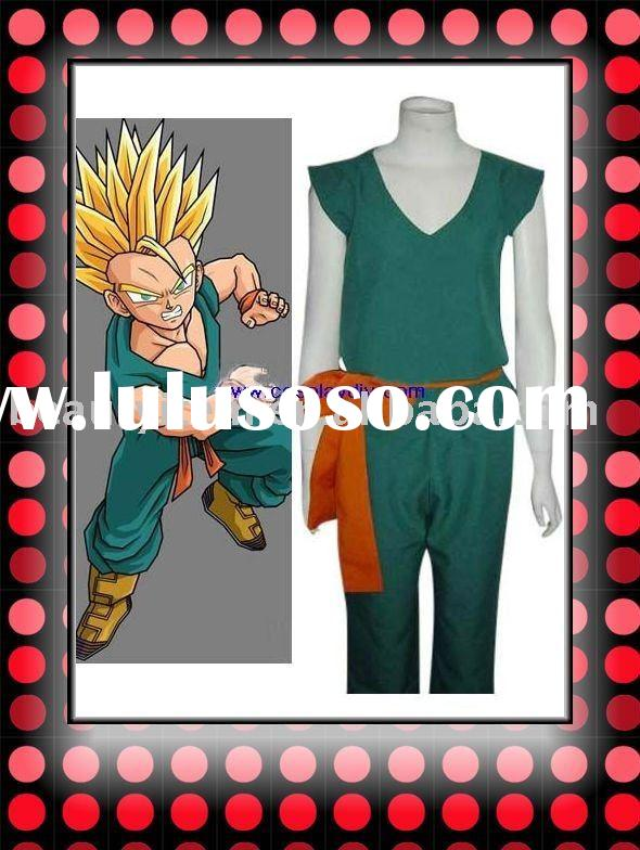 Custom made Dragon Ball Son Gohan Cosplay Costume