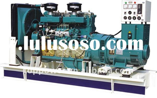 Diesel Generator Set Powered By China KAMA Engine