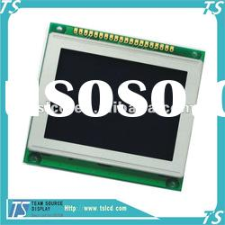 Display graphic on an LCD graphic Module 128x64