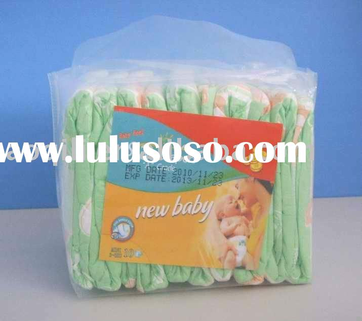 Disposable Good High Quality Baby Diaper To Uganda Market