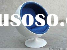 Eero Aarnio ball chair global egg chair Modern classic designer fiberglss furniture