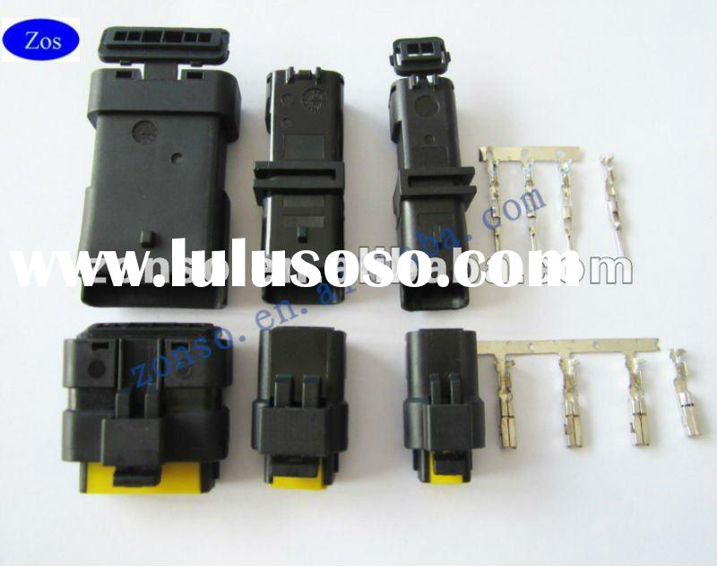 FCI auto connectors and terminals