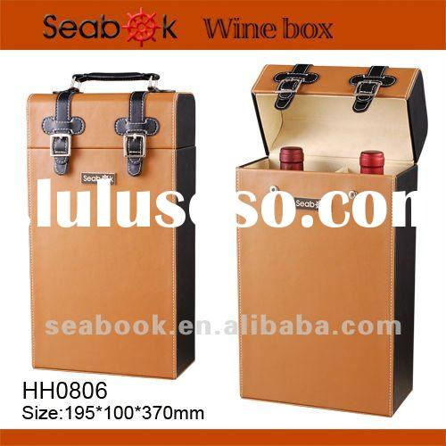 Fashion double Bottle Wine Box
