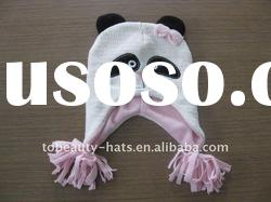 Fashion knitted animal hat