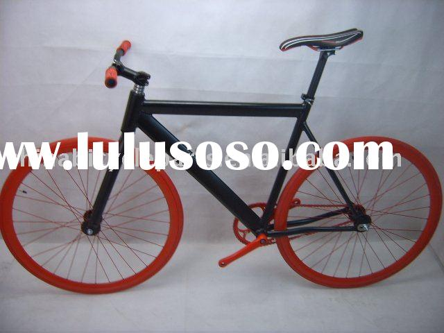 Fixed Gear Aluminum Alloy Completed Bicycle